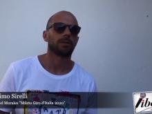 Intervista a Massimo Sirelli - Mileto Giro d'Italia 2020