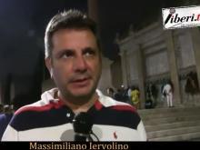 Massimiliano Iervolino, Segretario di Radicali Italiani. XX settembre 2020  Fiaccolata anticlericale