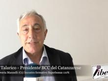 "Intervista a Flavio Talarico - Incontro informativo ""Superbonus 110%"""