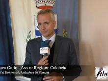 Intervista a Gianluca Gallo - Celebrazione del Bicentenario della fondazione del Comune di Bianchi