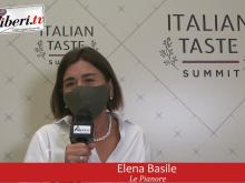 Elena Basile (Le Pianore) - ITALIAN TASTE SUMMIT 2020