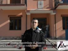 """Don Giuseppe Trotta - """"Stop alla violenza sulle donne"""" - Bianchi 25/11/2020"""