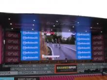 Giro d'Italia 2020 - Arrivo a Tortoreto