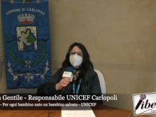Teresa Gentile - Per ogni bambino nato un bambino salvato (UNICEF)