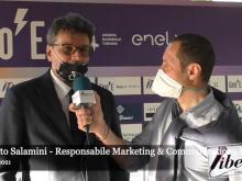 Giro E  2021 - Intervista a Roberto Salamini