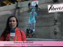 Giro d'Italia 2021- Intervista a Simona Radicioni - Tappa 6