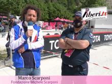 Giro d'Italia 2021 - Intervista a Marco Scarponi - Tappa 6