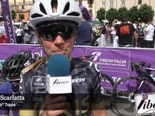 Giro E 2021 - Intervista a Elisa Scarlatta - Tappa 9