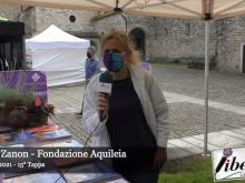 Giro E 2021 -  Intervista a Erica Zanon - Tappa 15