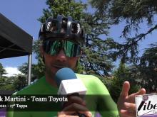 Giro E 2021 - Intervista a Patrick Martini - Tappa 17