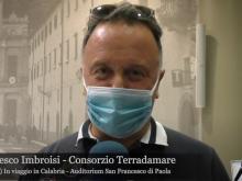 Intervista a Francesco Imbroisi - Viaggio in Calabria