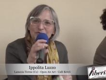 Intervista a Ippolita Luzzo - Lamezia Terme - Open Air Art 2021
