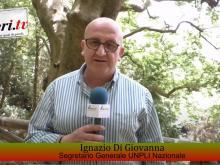 Ignazio Di Giovanna - UNPLI in visita al Platano di Curinga