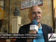 Filippo Capellupo - Premio Letterario Galeazzo Di Tarsia 2021
