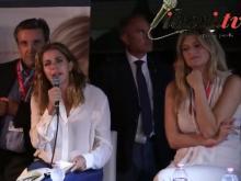 """Flavio Insinna, Claudia Gerini, Federica Angeli - """"Ostia siamo #NOI"""" Presentazione di """"A MANO DISARMATA"""""""