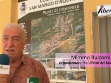 Mimmo Bulzomì - Viale Pantani a San Mango d'Aquino