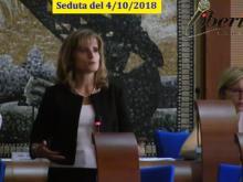 Elena De Santis - Assessore alle Politiche della Scuola, Edilizia Scolastica, Cultura, Sport e Politiche Giovanili. (MRM VII)