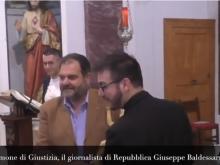 Intervista telefonica a Gaetano Saffioti - Premio San Giovannino 2018 - Soveria Mannelli