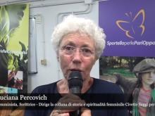 """Giovanna Percovich - Seminario """"La coscienza nel corpo"""""""