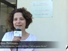 """Angelina Pettinato, psicoterapeuta e autrice del libro """"A un passo da noi"""", ed. STREETLI"""