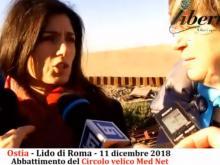 Virginia Raggi e Giuliana Di Pillo -  11 dicembre 2018: demolizione del Circolo velico Med Net - Raggi e Di Pillo non rispondono