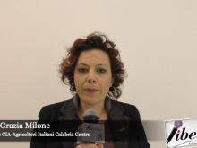 Intervista a Maria Grazia Milone, Presidente CIA Agricoltori Italiani Calabria Centro