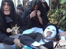 Andrea Bressi - La morte di Re Carnevale e il lutto della moglie Corajisima - Amaroni (Cz).