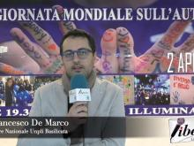 Intervista a Pierfrancesco De Marco - Giornata mondiale autismo 2019