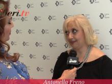 Antonella Freno intervistata da Camilla Nata