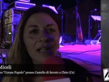 Intervista a Simona Micieli - Coram Populo