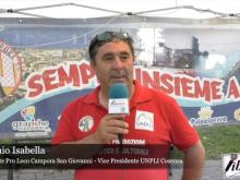 Intervista ad Antonio Isabella - Pompieropoli 2019 a Campora San Giovanni (Cs)