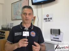 Michele Folino Gallo. Inaugurazione della sede N.E.R.S. di Soveria Mannelli (Cz).