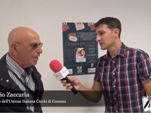 """""""Cinema per tutti"""" Cleto (Cs) - Intervista a Ottavio Zaccaria"""