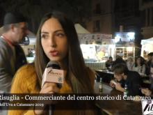 Intervista a Carla Risuglia - 89° Festa dell'Uva a Catanzaro 2019