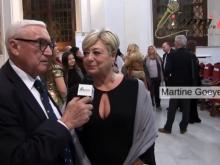 """Roberto Di Paolo e Martine Goeyens - Premio """"Le Ragioni della Nuova Politica"""" XVII edizione"""