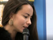Caterina Misasi, attrice - Una farmacia aperta alla creatività...