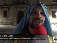 Intervista a Stefano Ianni Lucio - Presepe Vivente Aiello Calabro 2019