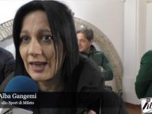Rosa Alba Cangemi - Trofeo Senza Fine - Interviste Parte 2 - Mileto (VV)