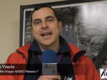 Intervista a Basilio Vescio - Platania - Nel cuore del mondo a Panetti