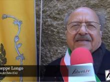 I 100 anni di Romilda Plastino - Intervista a Giuseppe Longo, Sindaco di Cleto (Cs)