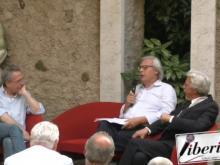 Vittorio Sgarbi, Città di Soveria Mannelli (Cz) -  Università d'estate, 10 Agosto 2018.