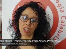Intervista a Graziella Mazza - Master in Criminologia a Lamezia Terme