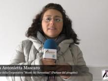Intervista a Maria Antonietta Mascaro -  Biodiversità tra i due mari