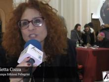 """Intervista ad Antonietta Cozza - """"Don Nunnari racconta la sua Calabria"""""""