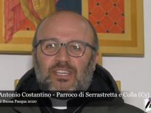 #Covid19 - Liberi...a casa!  - Buona Pasqua 2020 - Don Antonio Costantino
