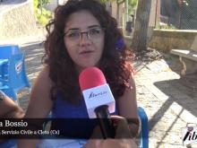 Saveria Bossio - L'importanza di donare il sangue - AVIS a Cleto