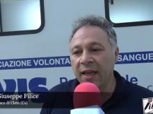 Intervista a Giuseppe Filice, Vice Sindaco di Cleto (Cs) - AVIS a Cleto