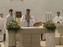 """Messa di ringraziamento per la realizzazione Chiesa """"Nostra Signora di Fatima"""""""