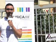 Luca Chiarella, tirocinante Master in Musicoterapia