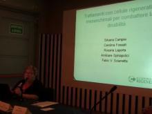 Silvana Campisi - Bioterapie rigenerative, l'innovazione al servizio anche degli invalidi civili